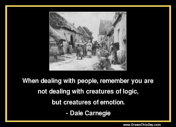 Daily Inspiration - Daily Quotes: Driven by Emotions