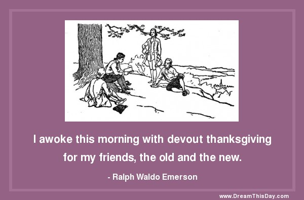 Daily Inspiration - Daily Quotes: Appreciating Friends